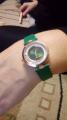Зеленые часы