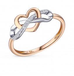 Кольцо со знаком бесконечности купить в хабаровске