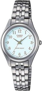 Часы женские CASIO LTP-1129PA-7B: латунь — купить в интернет-магазине SUNLIGHT, фото, артикул 111810