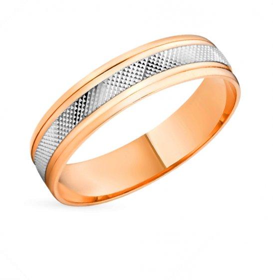 Золотое кольцо ПУШКИНСКИЙ ЮВЕЛИРНЫЙ ЗАВОД SL-712  белое, красное и ... 1ad337226eb