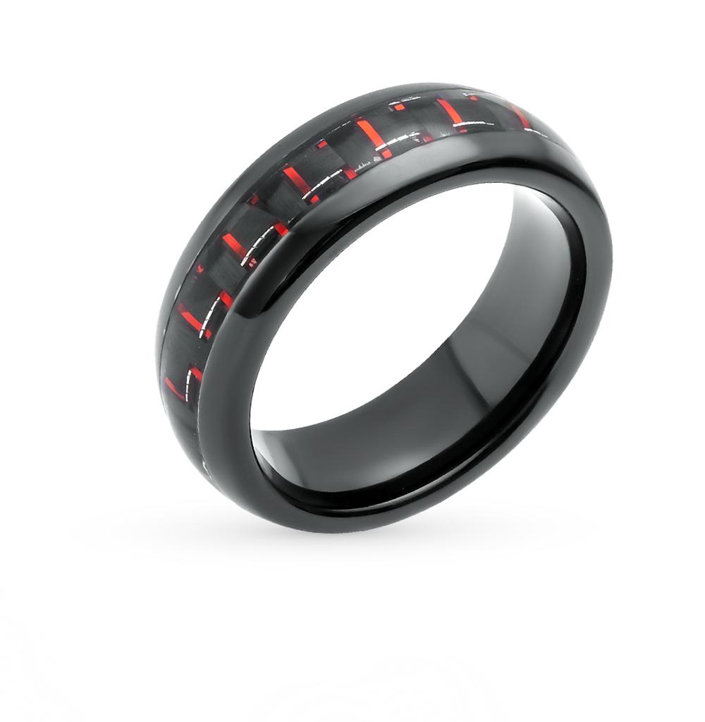 Фото «кольцо из стали с вольфрамом и карбоном»
