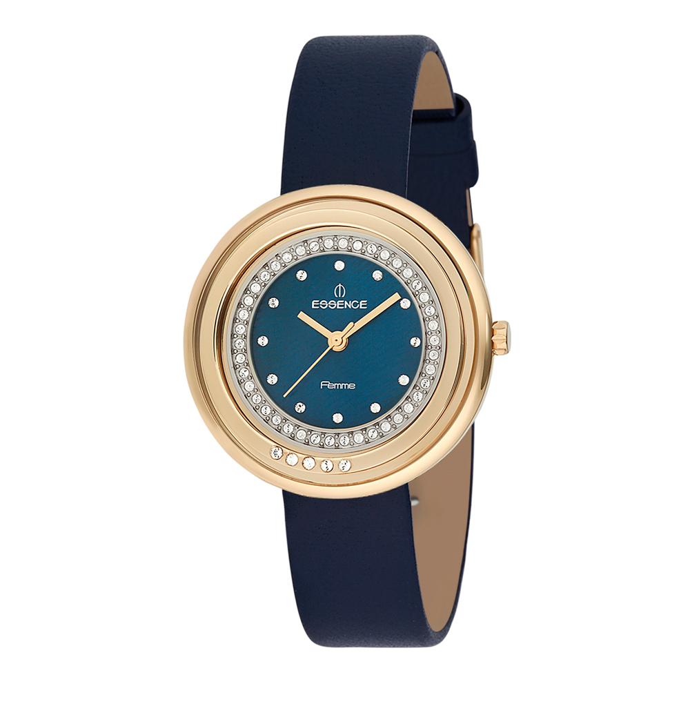 Женские часы D980.177 на кожаном ремешке с минеральным стеклом в Санкт-Петербурге