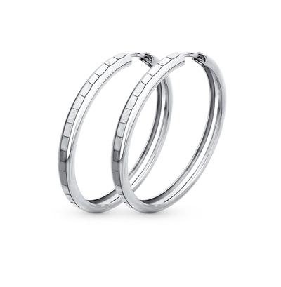 серебряные серьги SOKOLOV 94140067