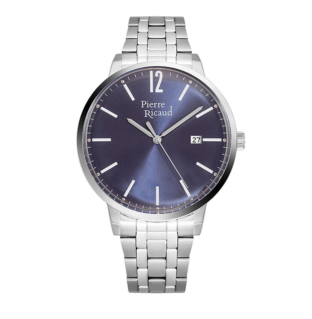 Мужские кварцевые часы P97246.5155Q на стальном браслете с минеральным стеклом в Санкт-Петербурге