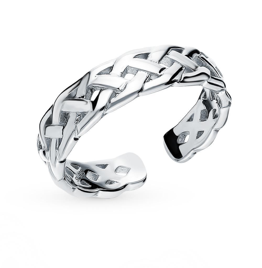 Серебряное кольцо на ногу в Екатеринбурге