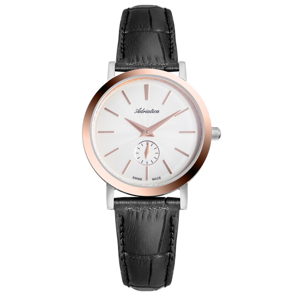 Фото «Женские часы A2113.R213Q на кожаном ремешке с минеральным стеклом»