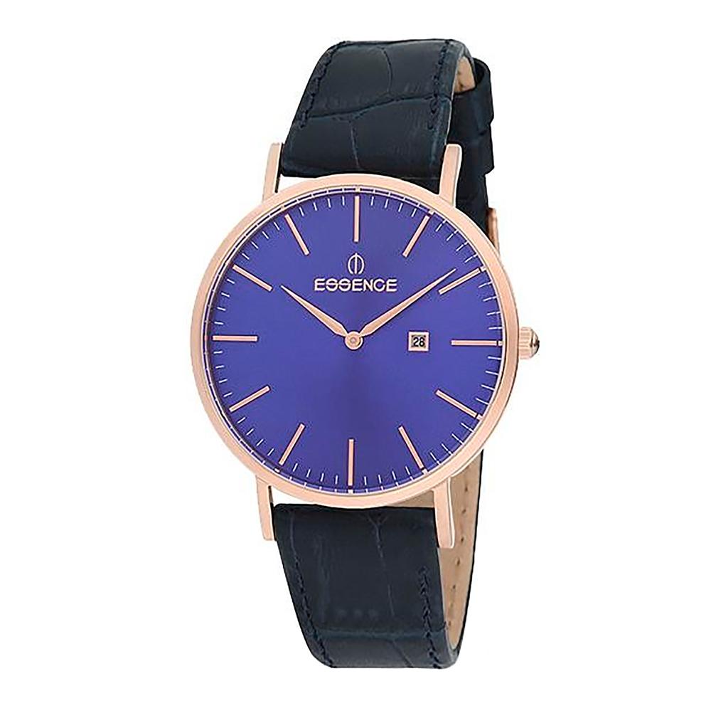 Мужские часы ES6406ME.499 на кожаном ремешке с минеральным стеклом в Екатеринбурге