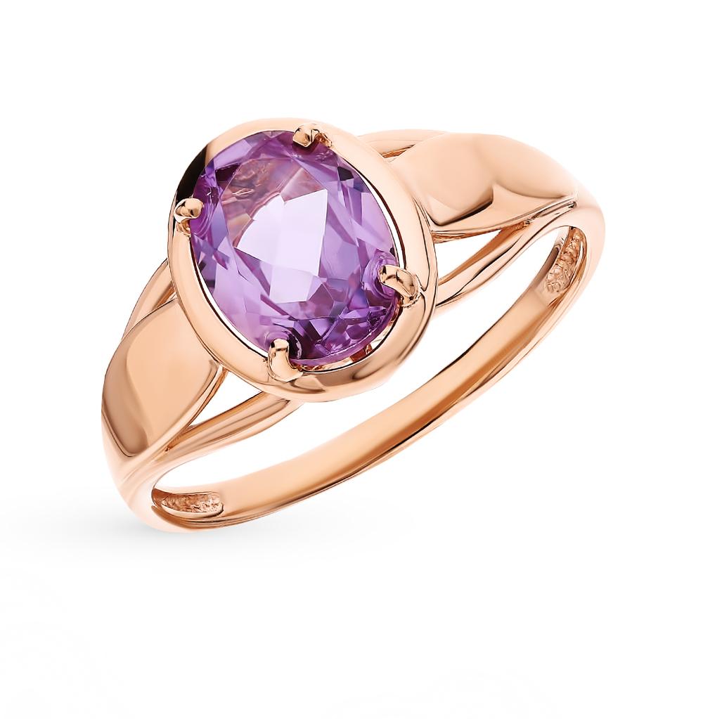 Золотое кольцо с александритом в Санкт-Петербурге