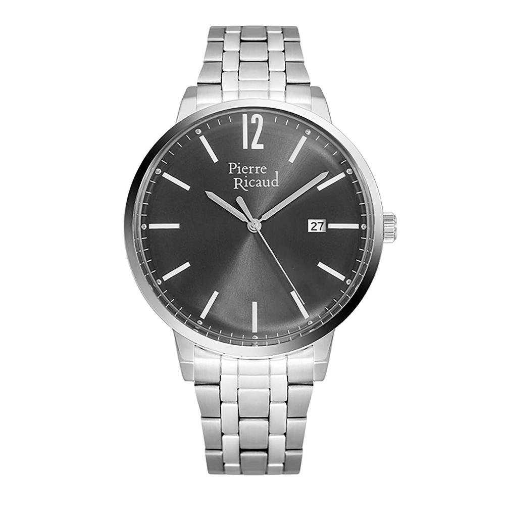 Мужские кварцевые часы P97246.5154Q на стальном браслете с минеральным стеклом в Екатеринбурге
