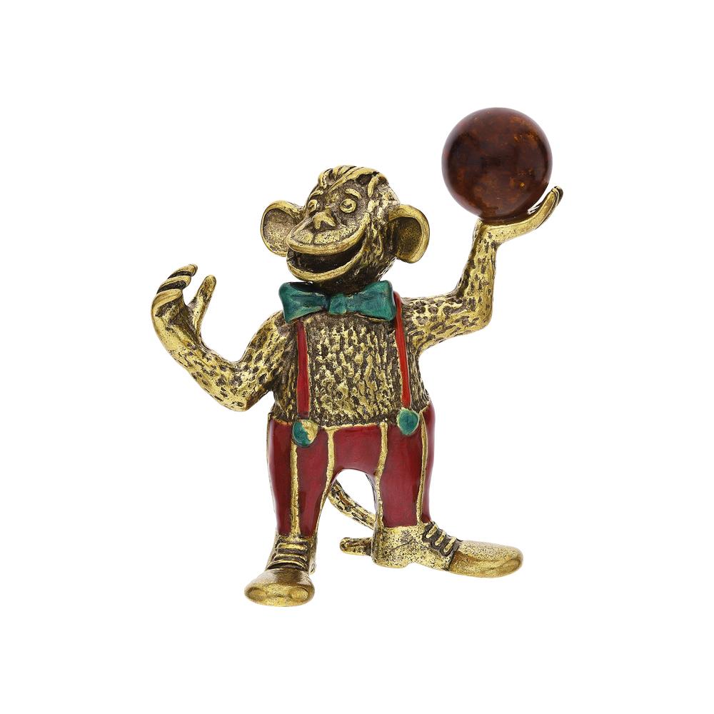 Латунные сувениры с янтарем в Екатеринбурге