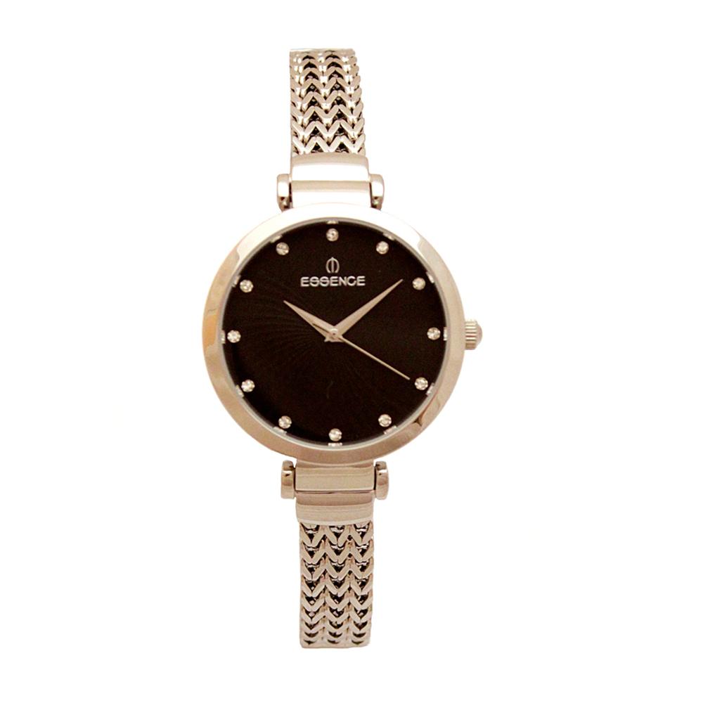 Фото «Женские  кварцевые часы ES6524FE.350 на стальном браслете с минеральным стеклом»