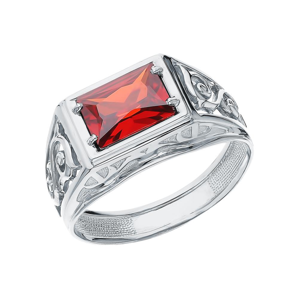 Фото «Серебряное кольцо с кварцем»