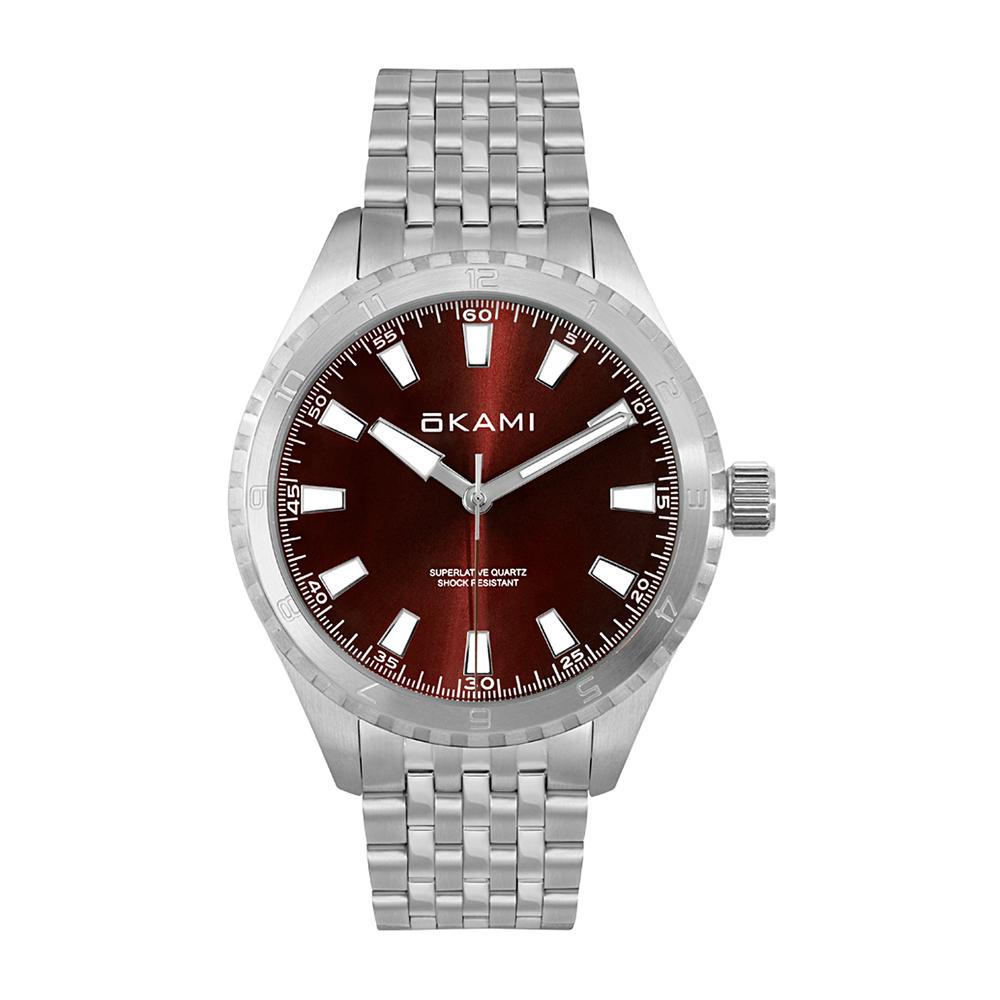 Фото «Мужские часы на стальном браслете»