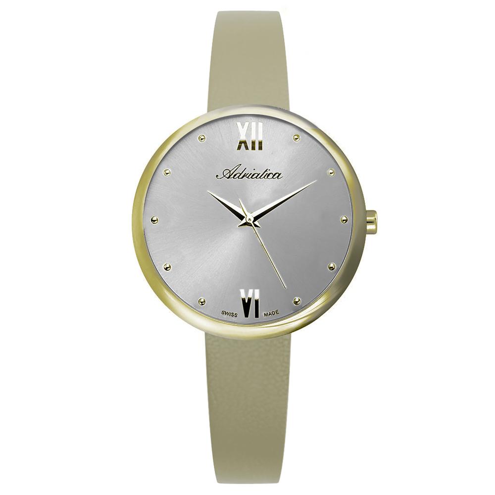 Женские часы A3632.1287Q на кожаном ремешке с минеральным стеклом в Санкт-Петербурге