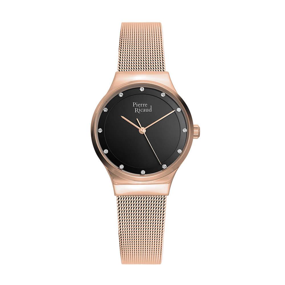 Фото «Женские кварцевые часы P22038.91R4Q на стальном браслете с минеральным стеклом»