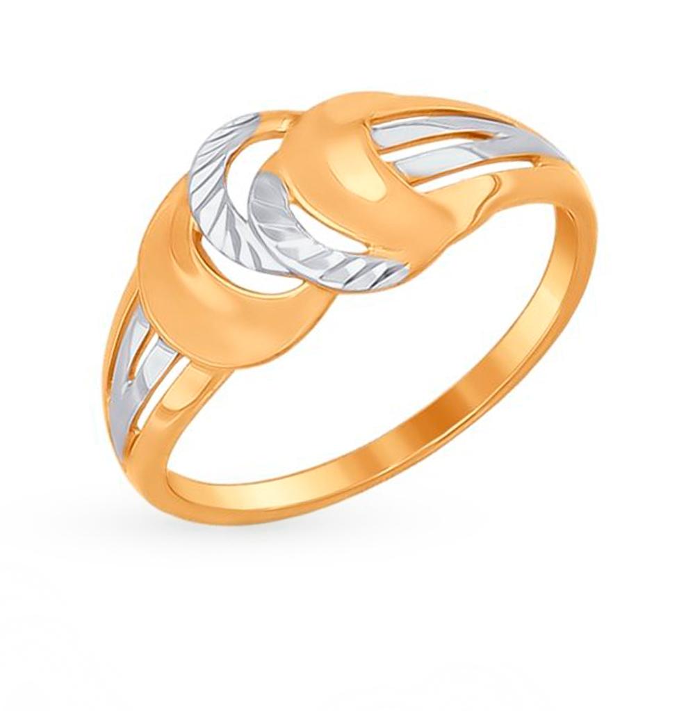 Фото «Золотое кольцо SOKOLOV 017252»