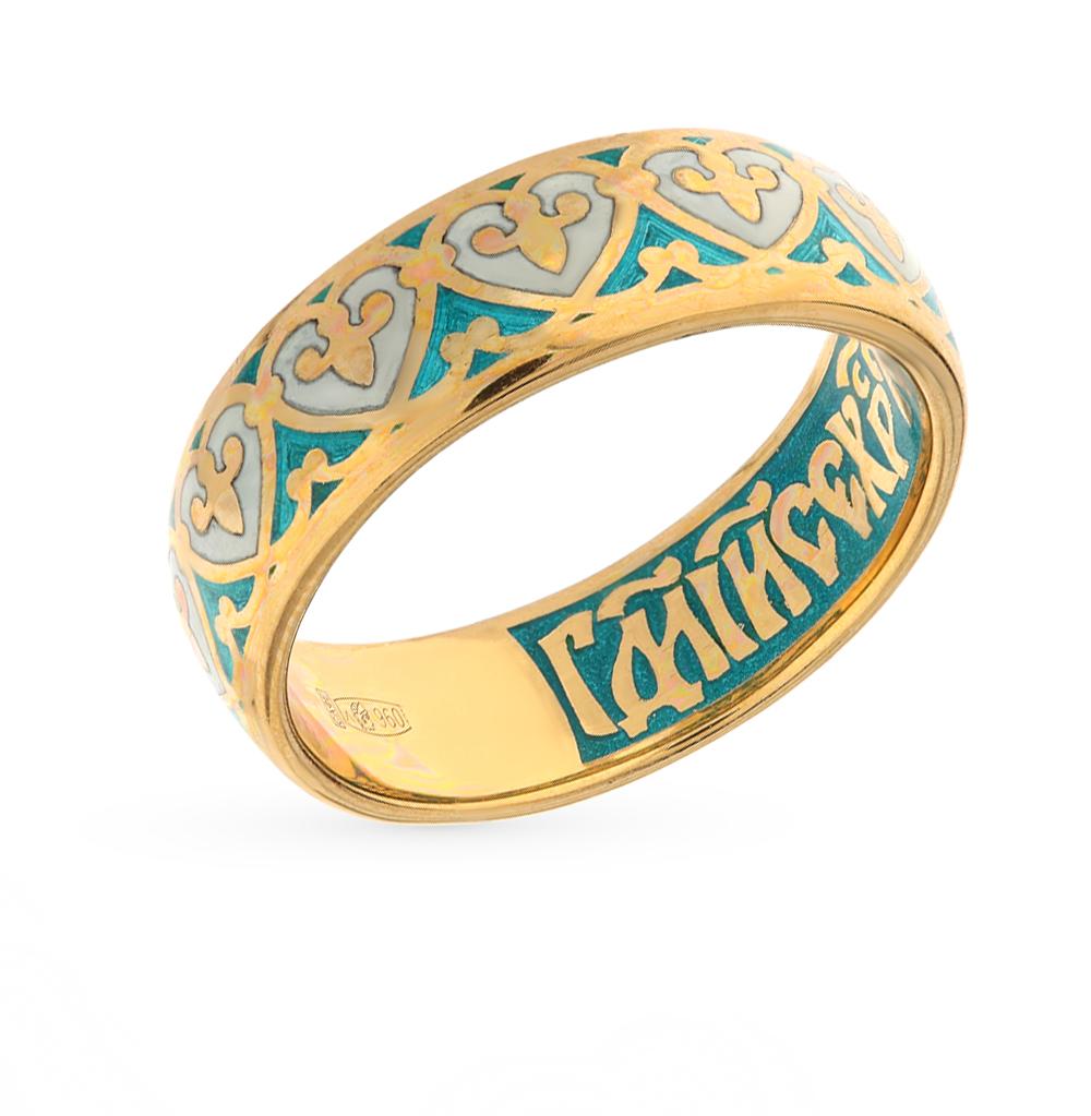 Фото «кольцо с эмалью»