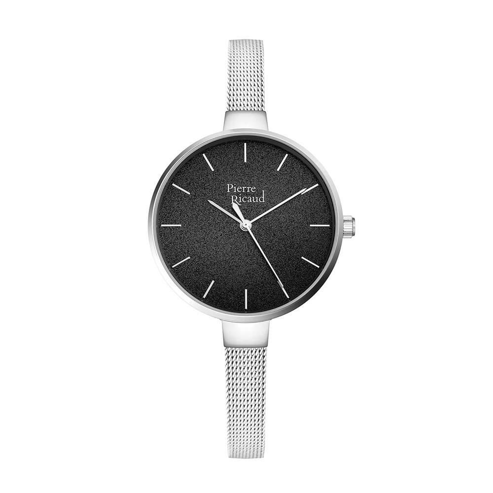 Фото «Женские кварцевые часы P22085.5114Q на стальном браслете с минеральным стеклом»
