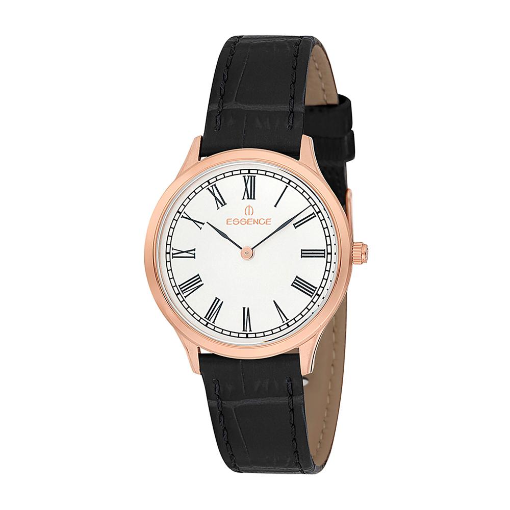 Женские часы ES6402FE.431 на кожаном ремешке с минеральным стеклом в Екатеринбурге
