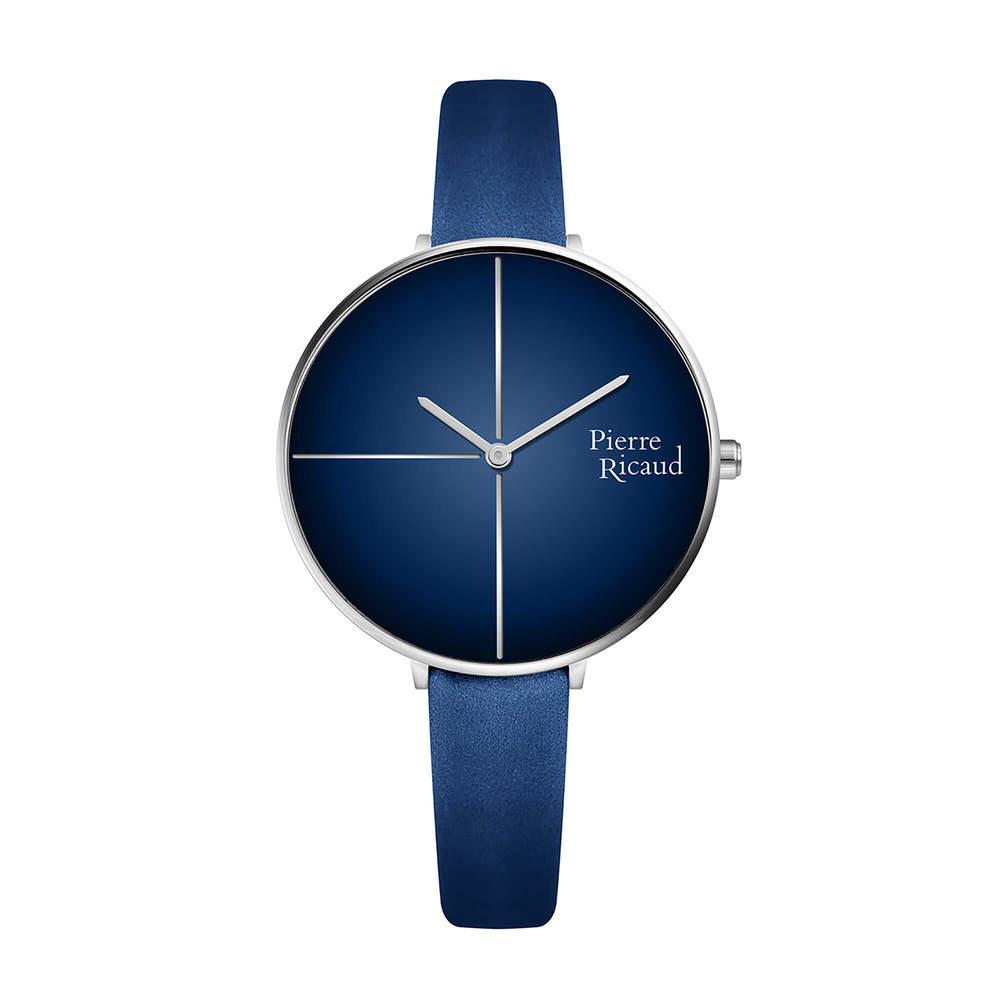 Женские кварцевые часы P22101.5N05Q на кожаном ремешке с минеральным стеклом в Екатеринбурге
