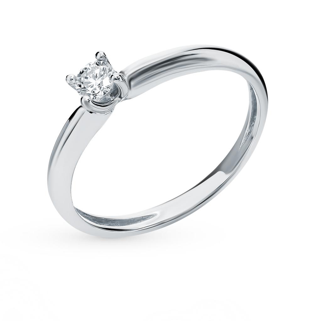 Золотое кольцо с бриллиантом в Санкт-Петербурге