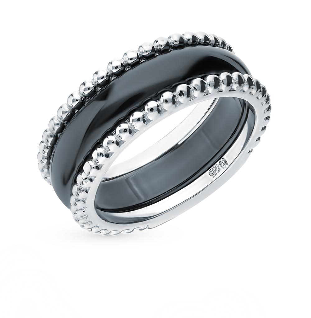 керамическое кольцо с керамикой