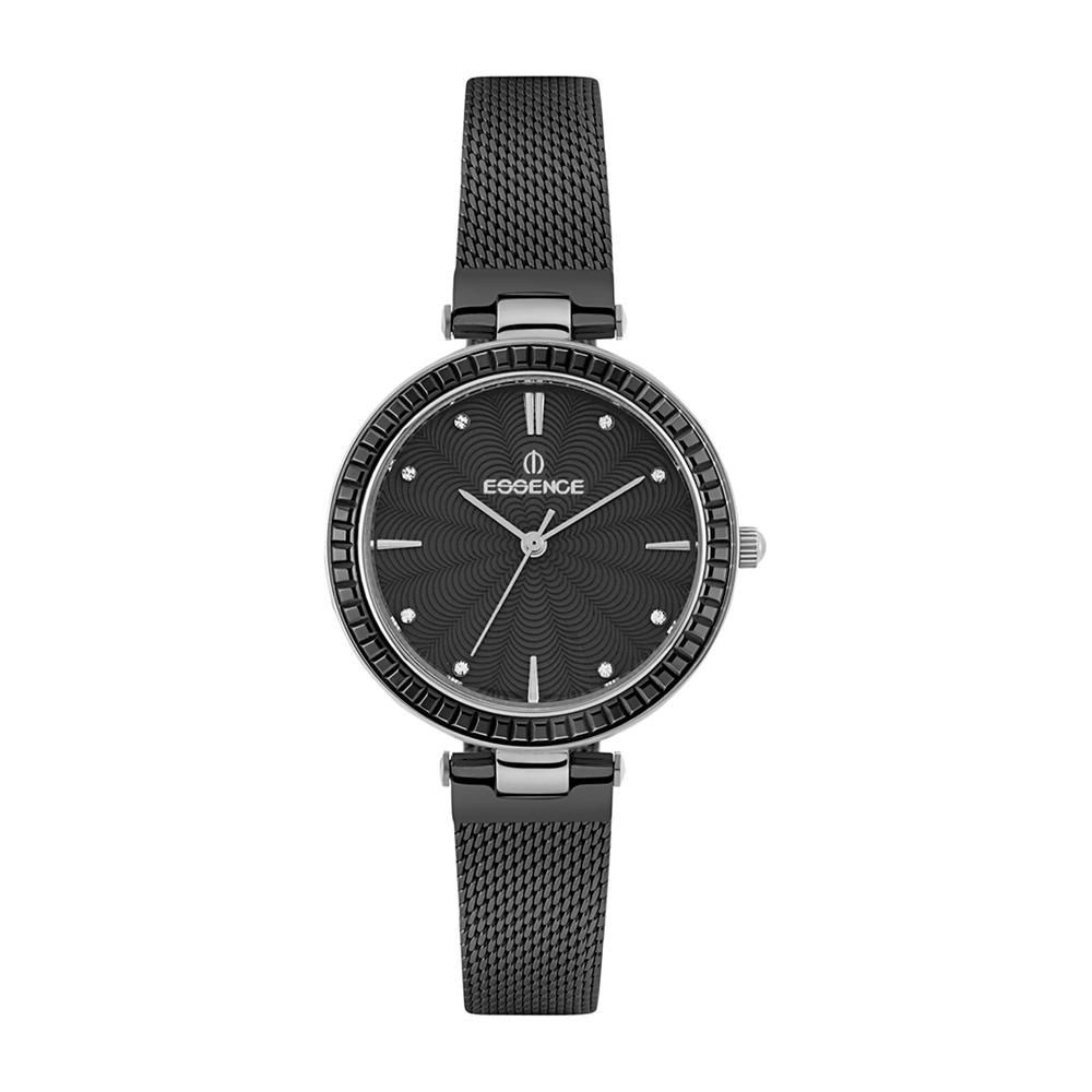 Фото «Женские  кварцевые часы ES6501FE.350 на стальном браслете с минеральным стеклом»