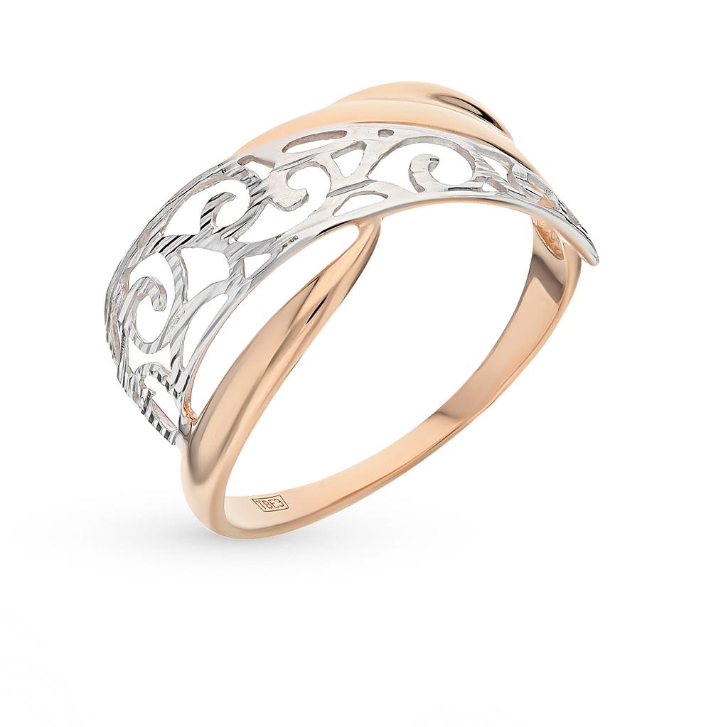 золотое кольцо SOKOLOV 017290*