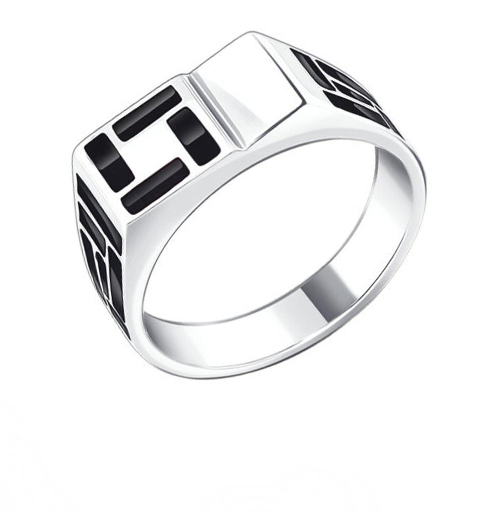 Серебряное кольцо SOKOLOV 94010426 в Санкт-Петербурге
