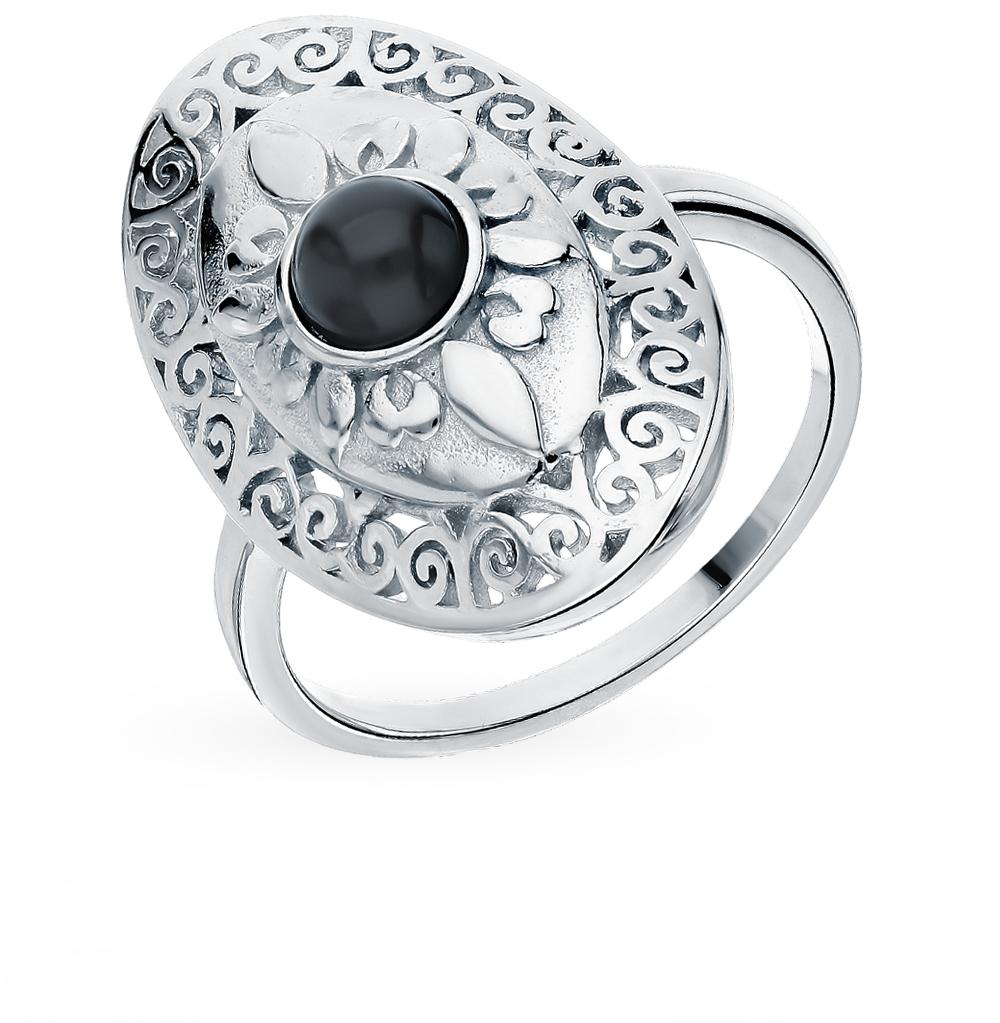 Серебряное кольцо с агатом в Екатеринбурге