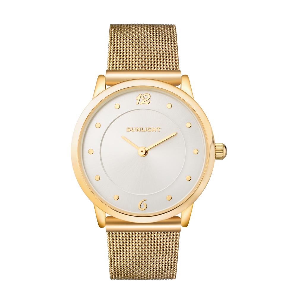 Тонкие женские часы на миланском браслете в Санкт-Петербурге