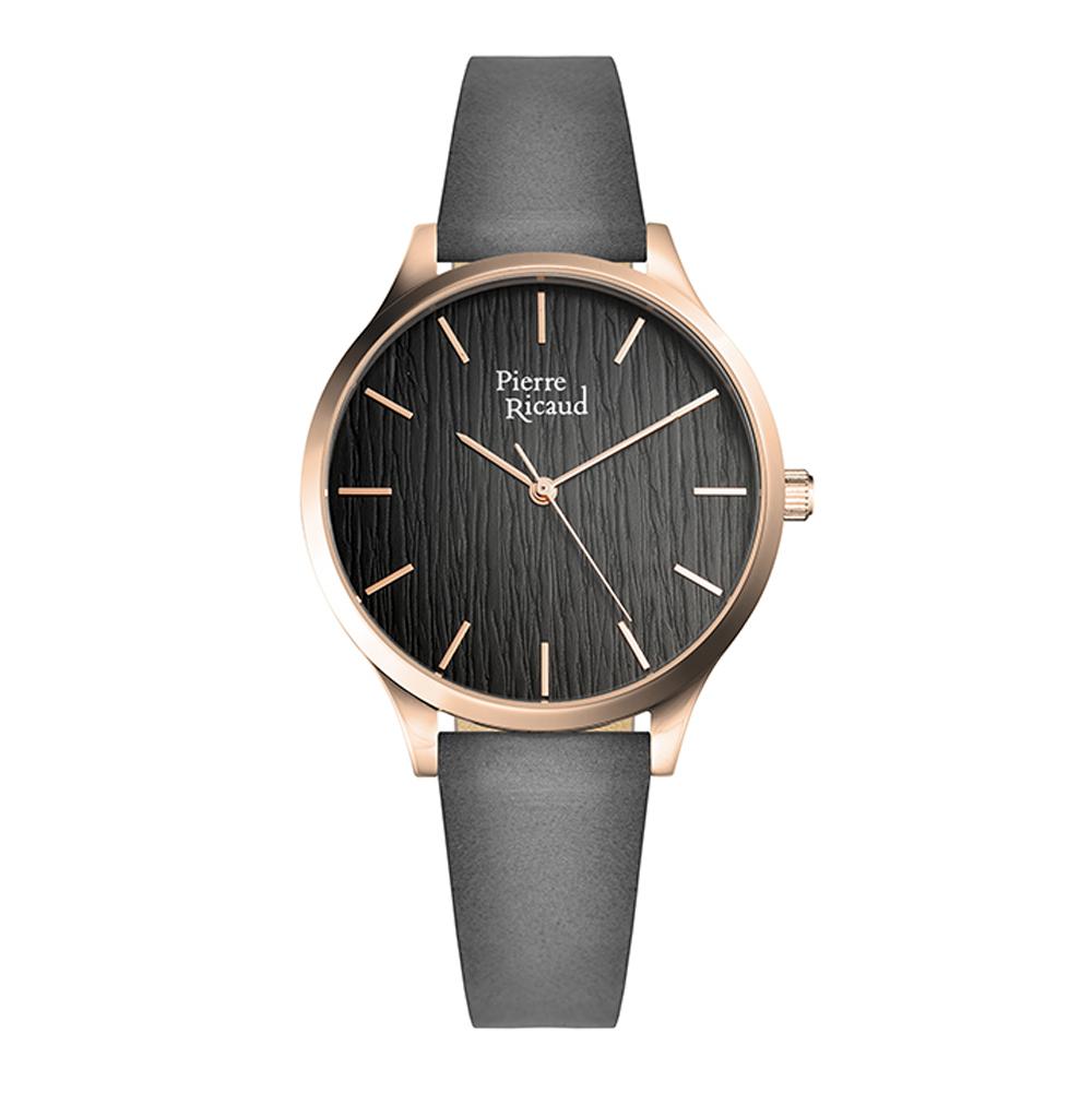 Женские часы P22081.92R4Q на кожаном ремешке с минеральным стеклом