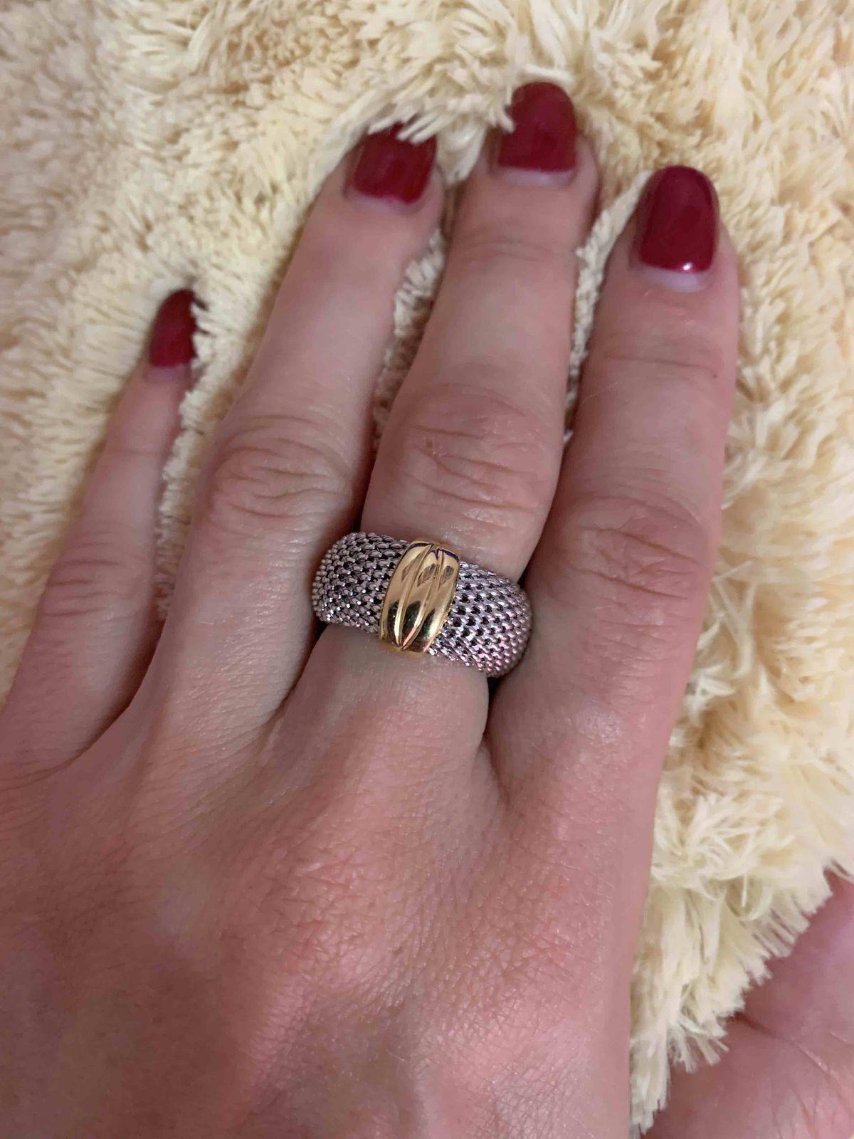 Красивое, стильное кольцо !