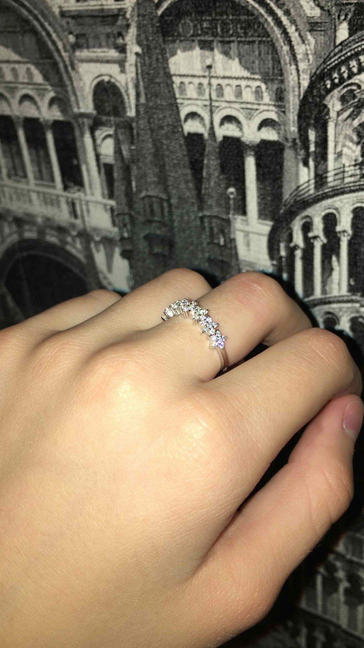 Супер классное кольцо!