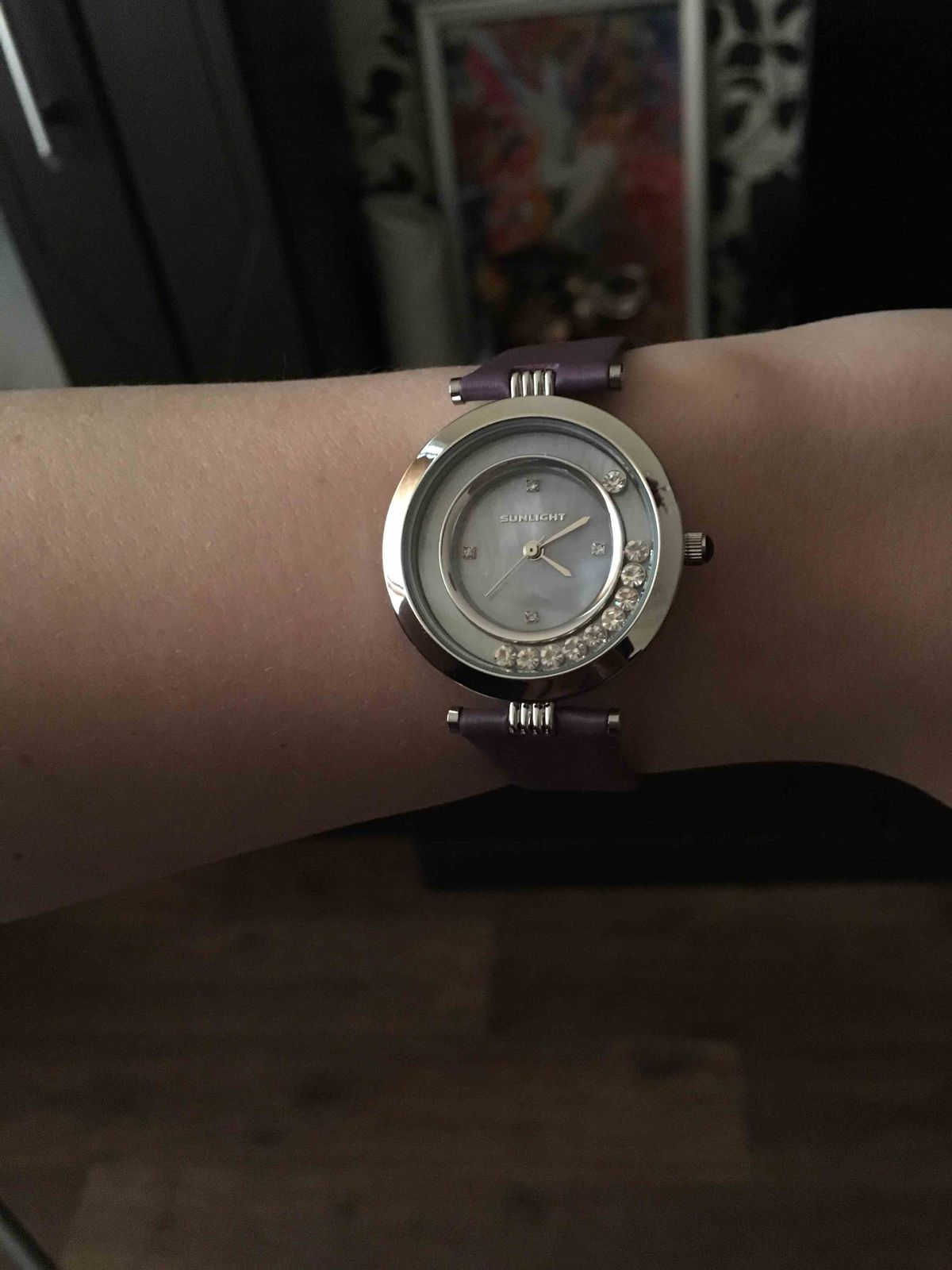 Очень красивые часы !!!