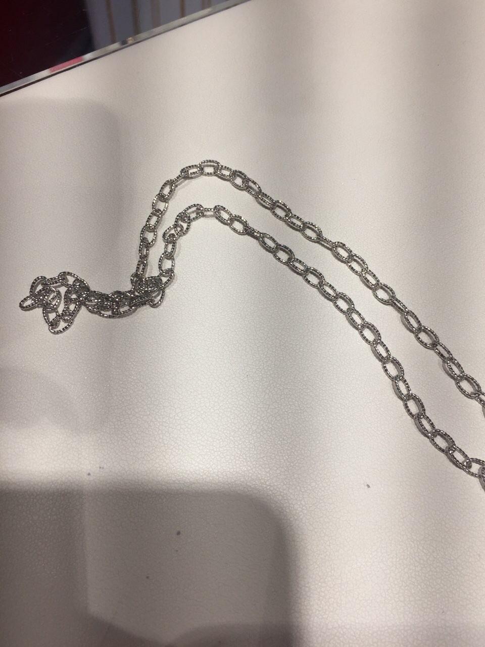 Необычная цепочка