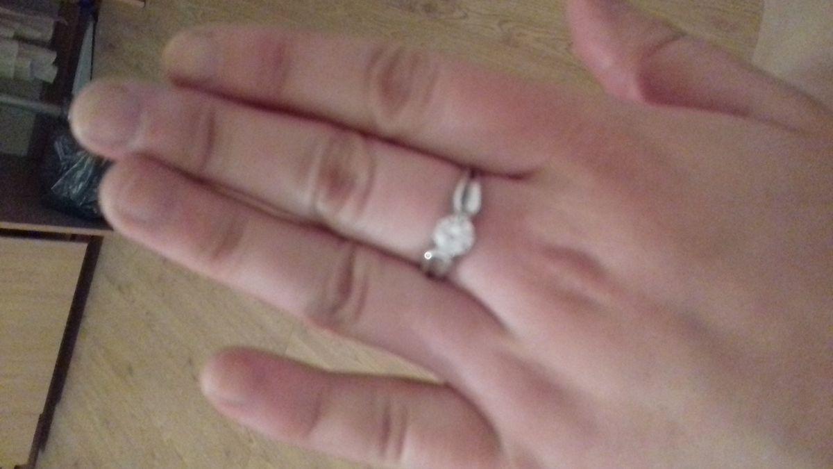 SUNLIGHT BRILLIANT кольцо серебряное.