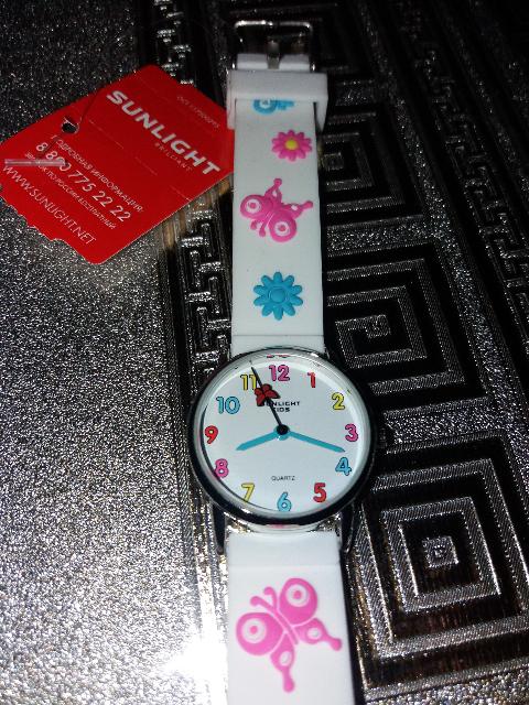 Часики для внучки