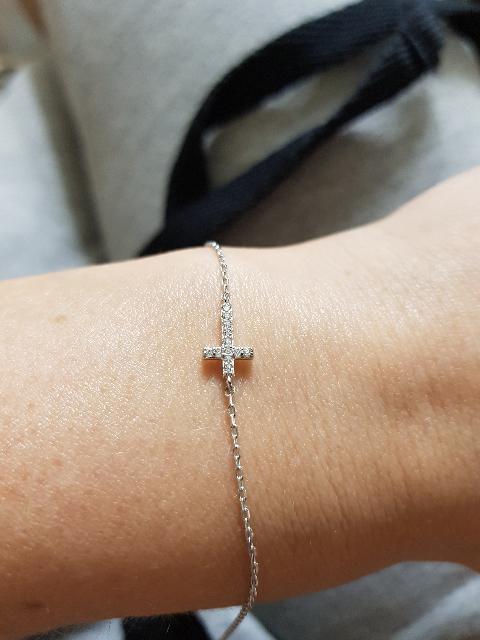 Очень нежный и красивый браслет