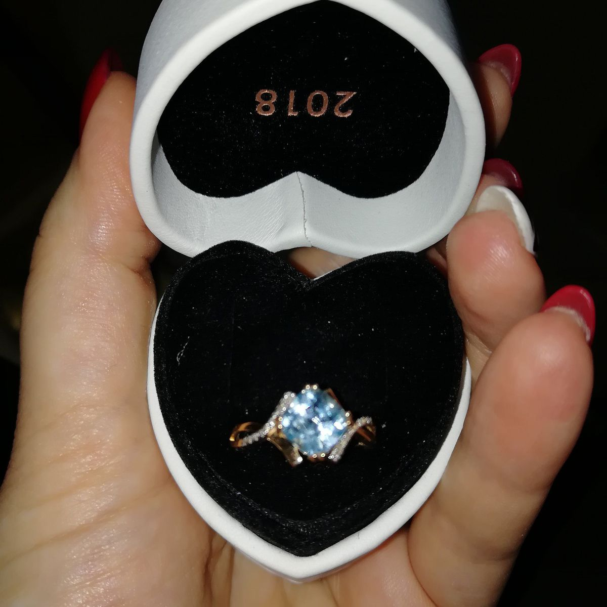 Прелесть, а не кольцо!!!