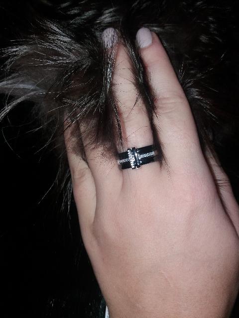 Кольцо коасивое