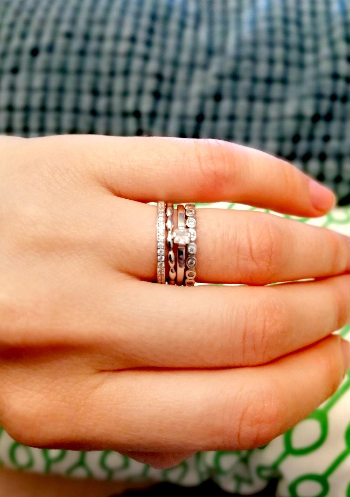 Замечательное кольцо на все случаи жизни