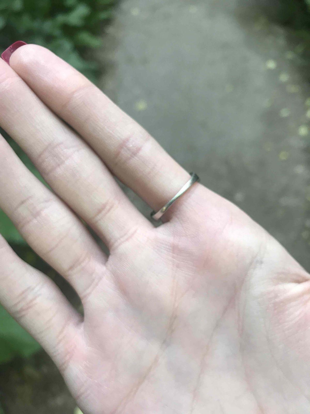Кольцо «бесконечность»
