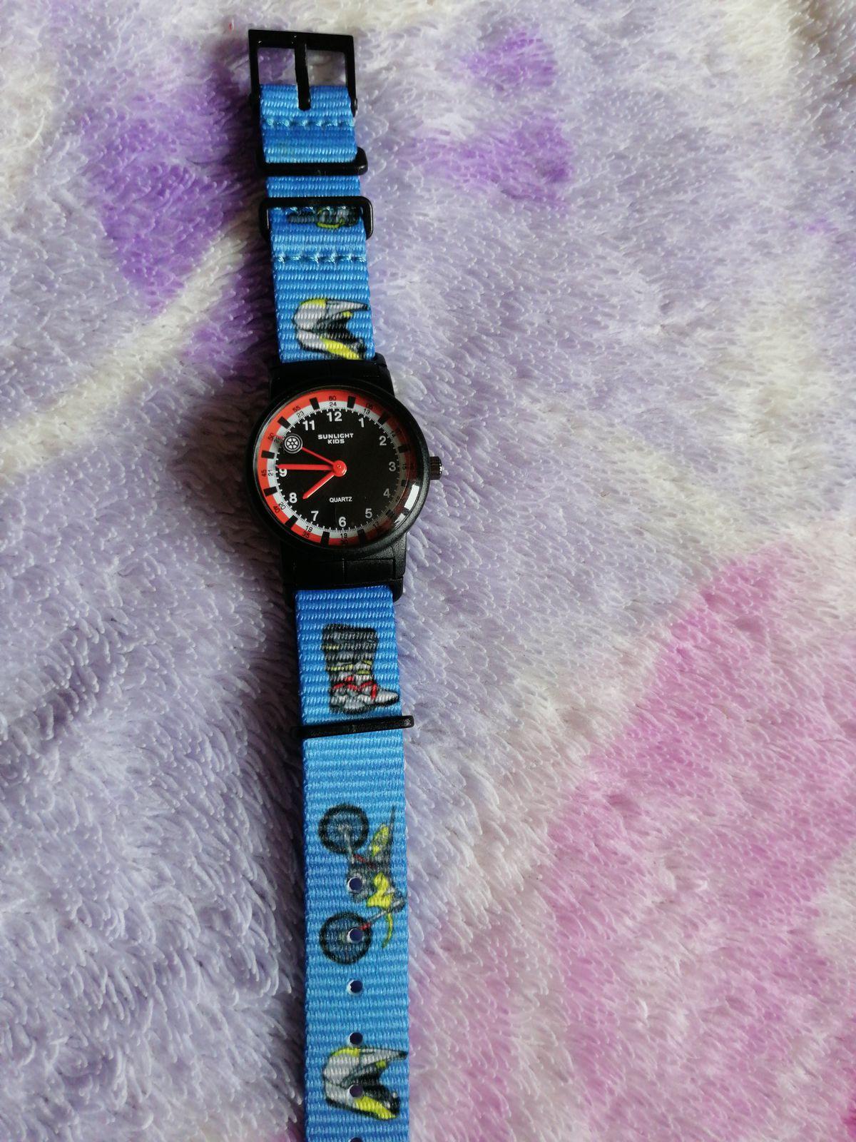 Детские часы.