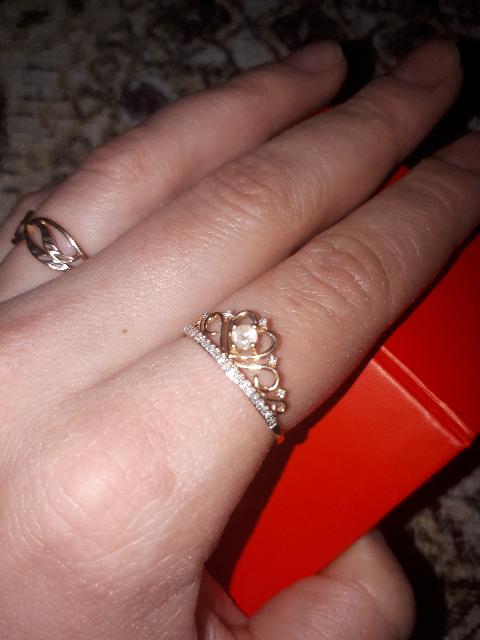 Шикарное кольцо для шикарных женщин!!!!