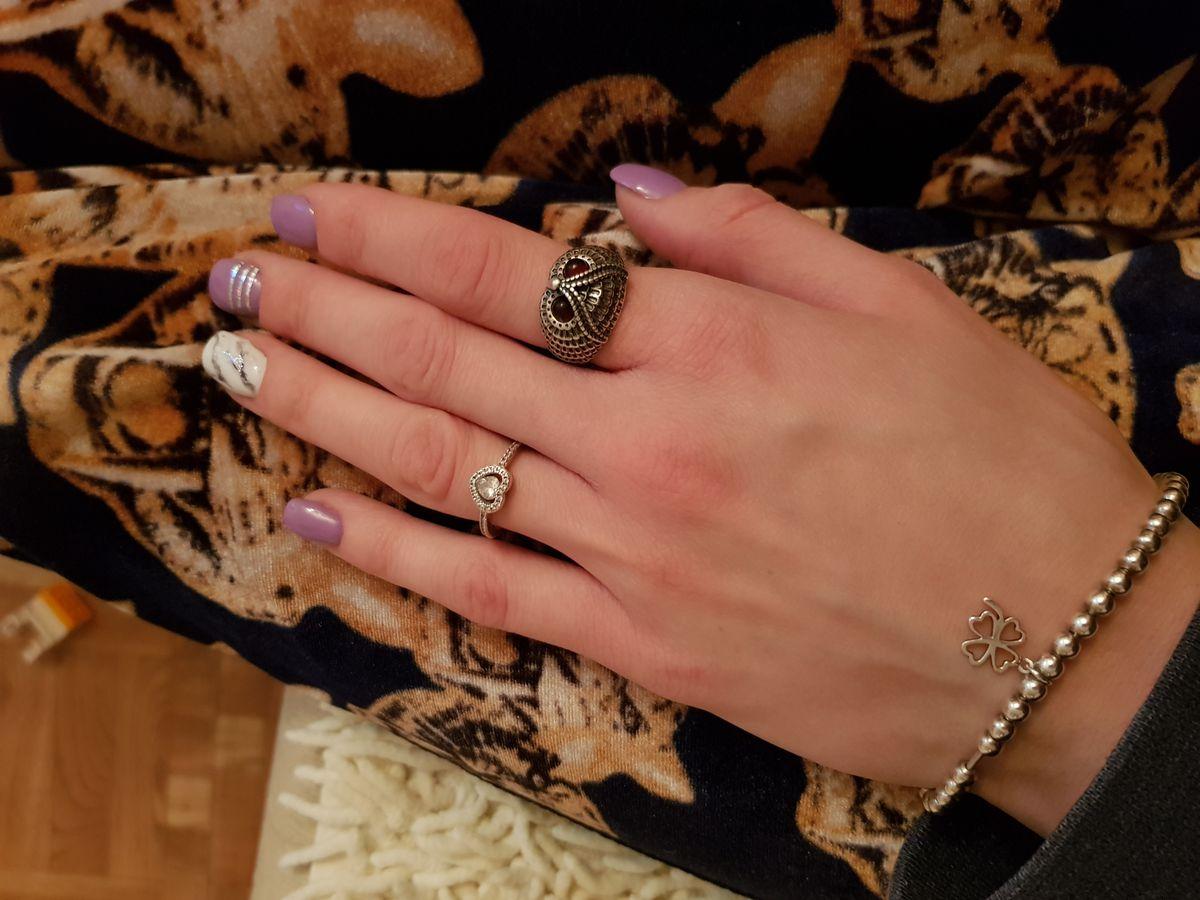 Кольцо совушка
