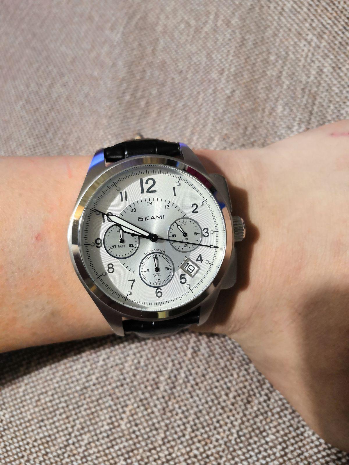 Часы мужские оkami