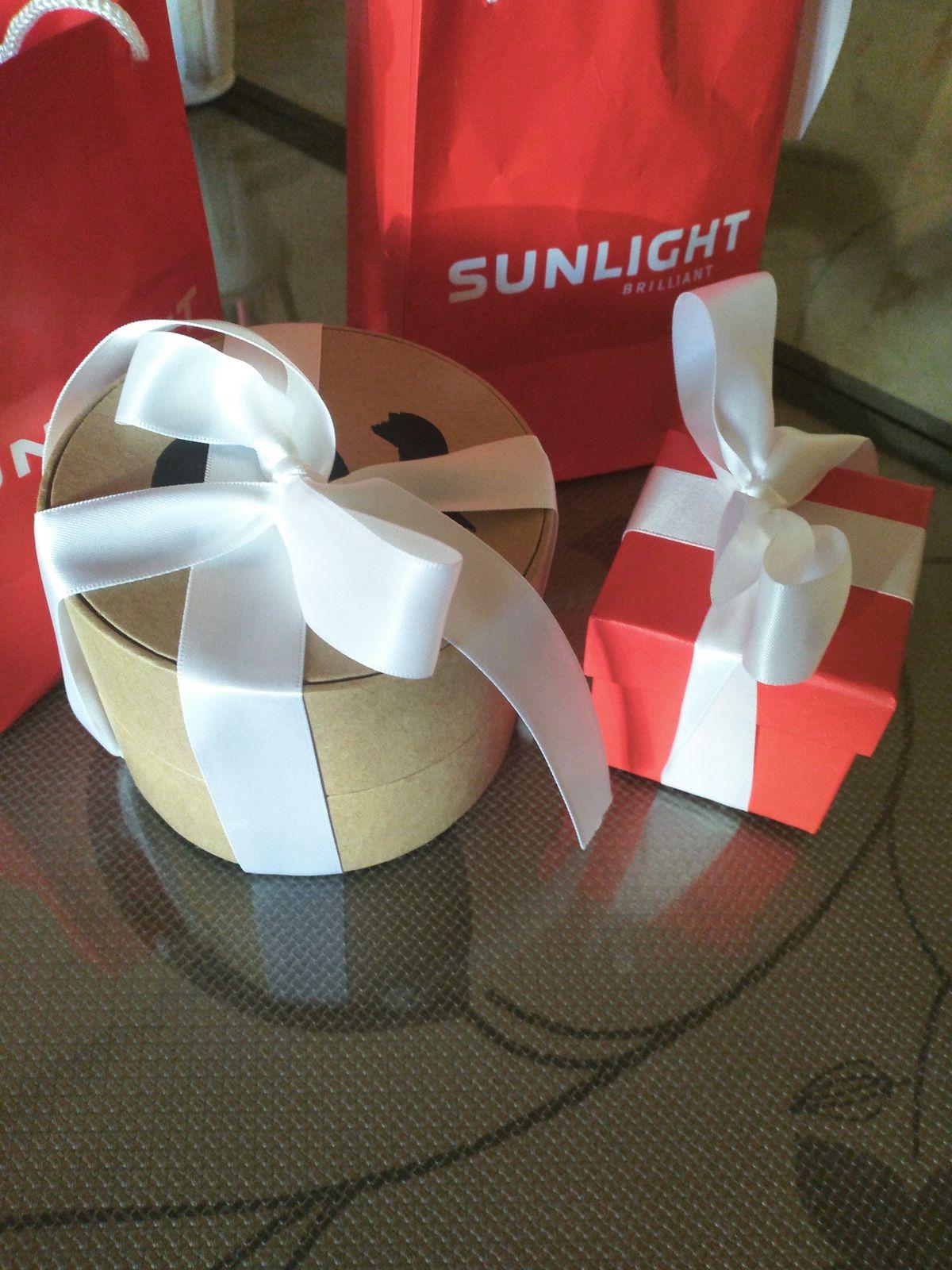 Подарки мои