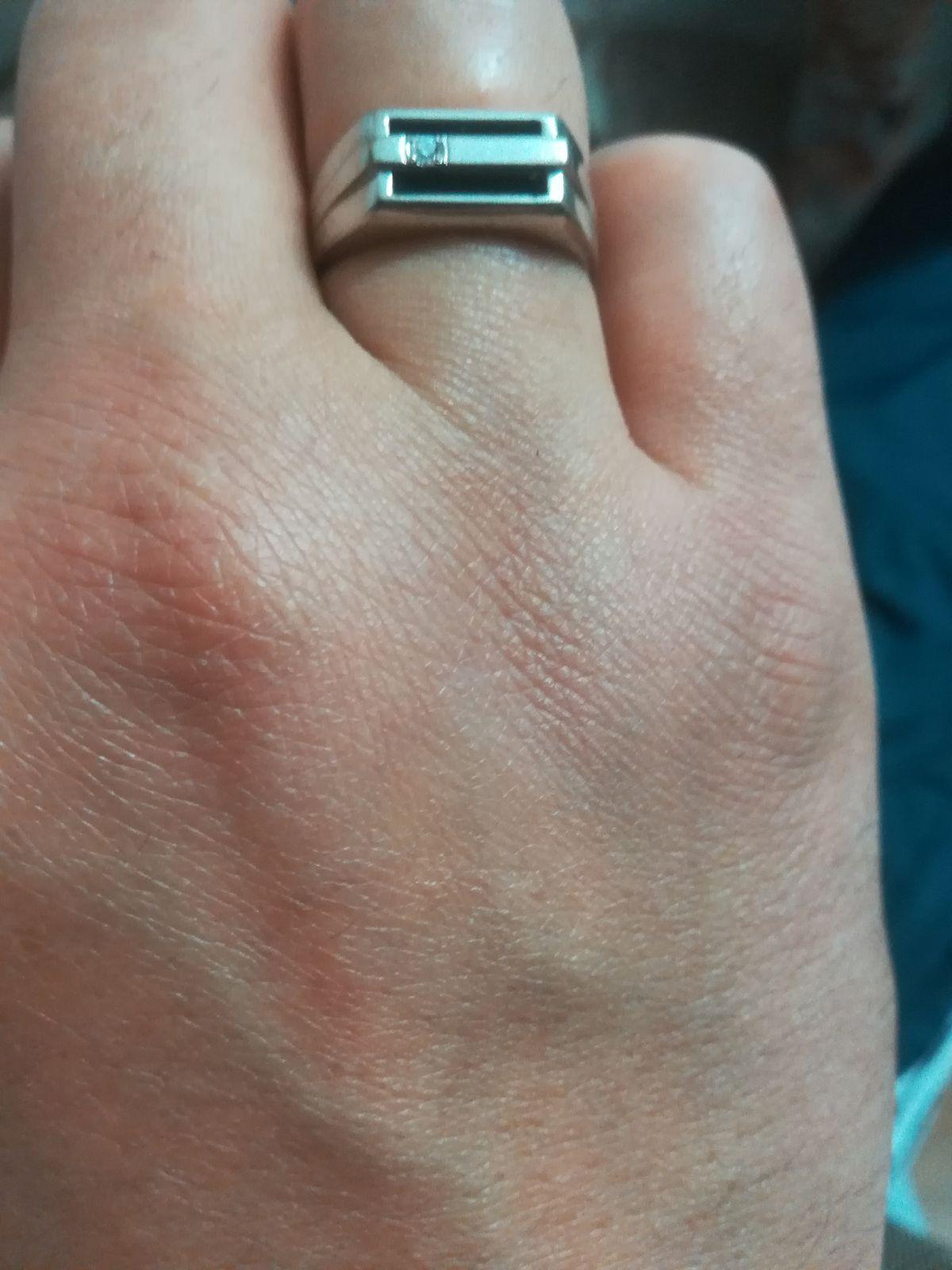 Салидное кольцо.