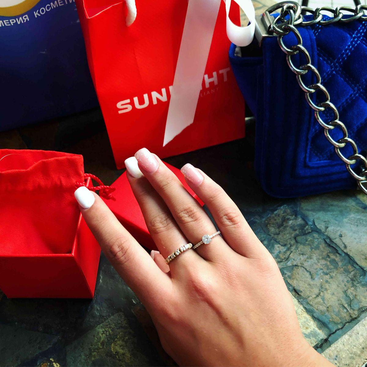 Очень крутое кольцо.